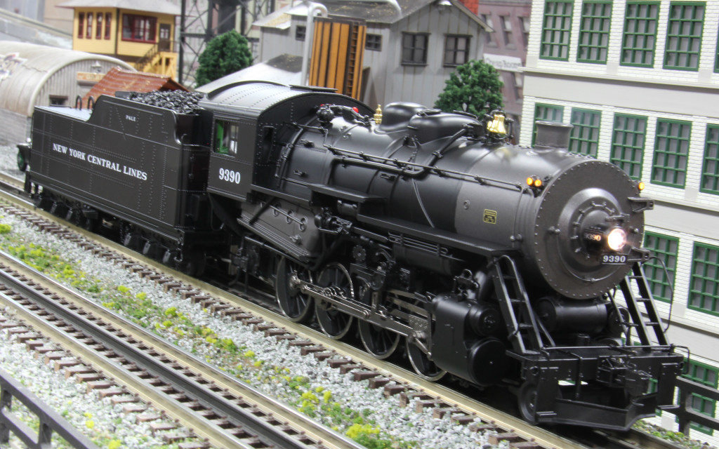 Mth Premier H 9 2 8 0 Consolidated Steam Engines Are Here